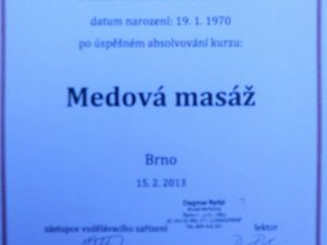 medova_masaz_certifikat